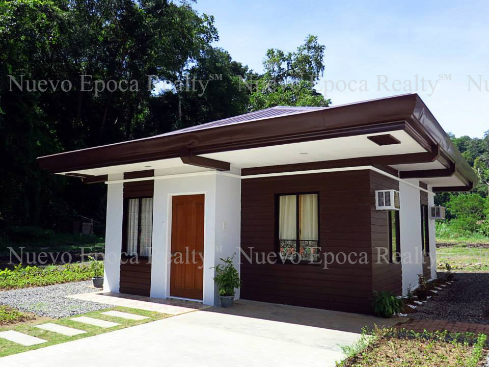 Bungalow Type Model House