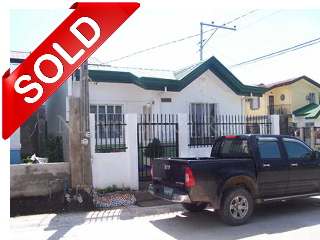 sold bungalow house