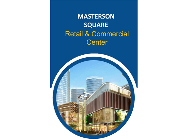 Masterson Square Commercial Retail & Dining