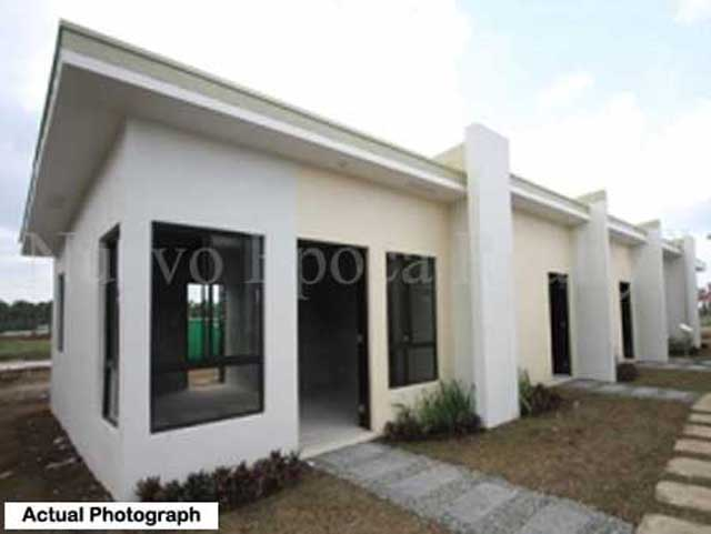 Low cost housing bellavita cagayan de oro by ayala land for House design philippines low cost