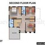 Daisy 2nd floor plan