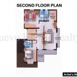 Iris 2nd floor plan