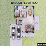 Iris ground floor plan