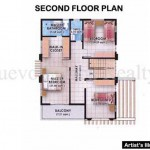 Ivy 2nd floor plan