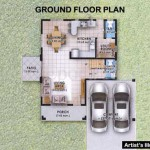 Ivy ground floor plan