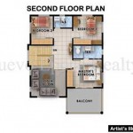 Lily 2nd floor plan