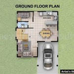 Lily ground floor plan