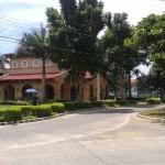 The subdivision's catholic chapel