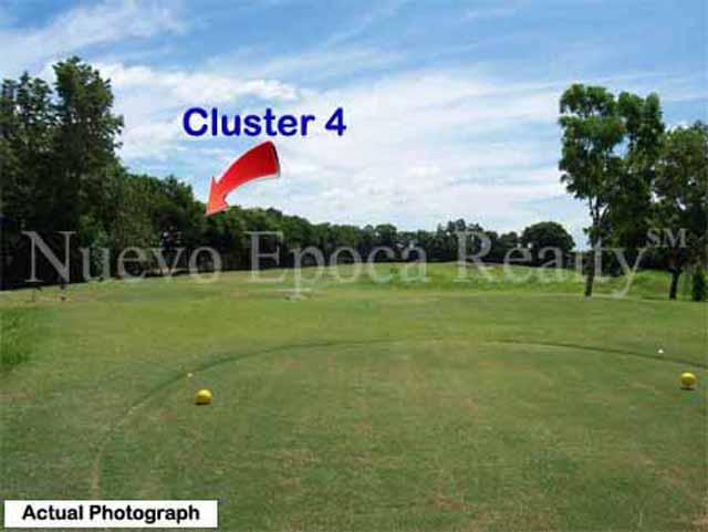Cluster 4 fairway