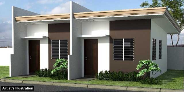 Low cost and economic house and lot for sale summerville for House design philippines low cost