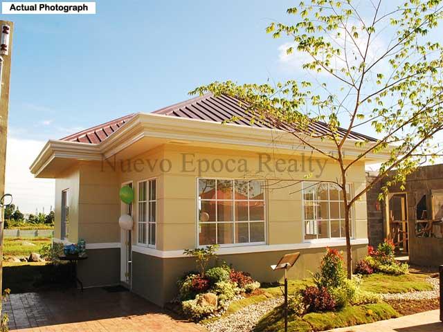 single detached house