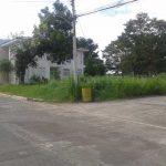 Residential corner lot