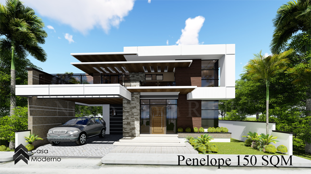 2-storey, 4-bedroom house