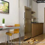 Kitchen and Dining Area Illustration