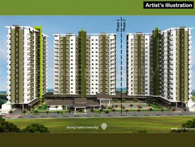 MesaVerte Residences Illustration