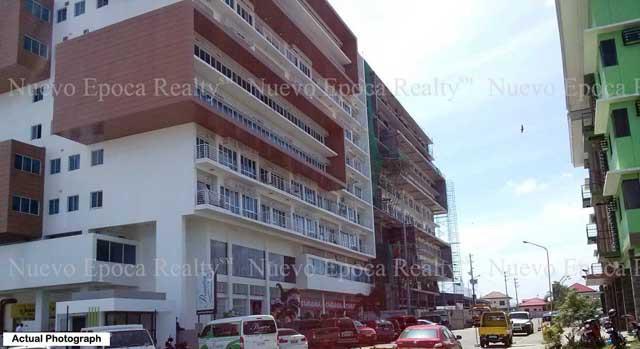 twin-tower condominium
