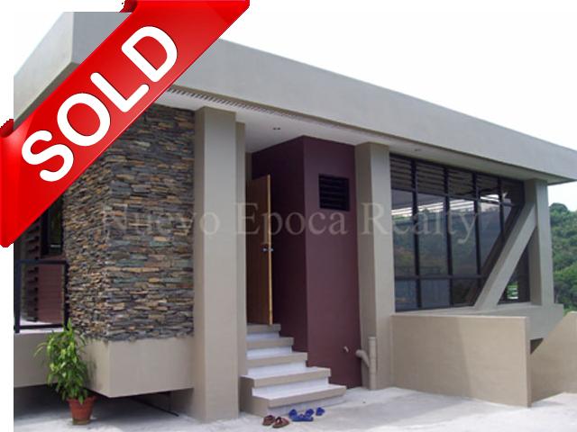 Sold Zen Glass House