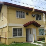 2-Bedroom, 2-storey townhouse end unit