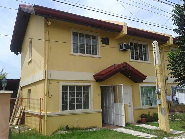 2-Bedroom, 2-storey townhouse end unit