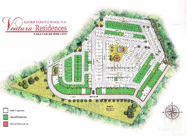 Houses And Lots For Sale Ventura Residences By A Brown