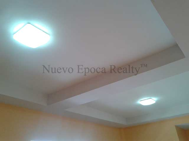 led-lighted ceiling