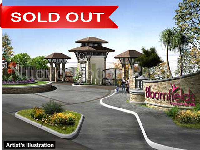 Bloomfields Cagayan de Oro - SOLD OUT